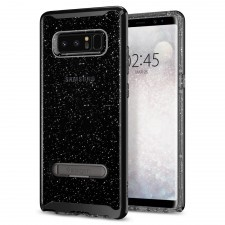 Чехол SPIGEN для Galaxy Note 8 - Crystal Hybrid Glitter - Space кварц - SGP-587CS21843