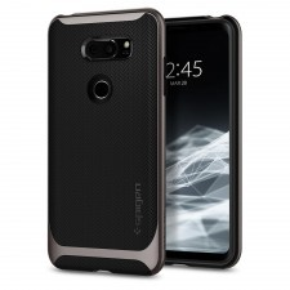 Чехол SPIGEN для LG V30 - Neo Hybrid - Темно-серый - SGP-A25CS22001