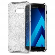 Чехол-капсула SPIGEN для Galaxy A3 (2017) - Liquid Crystal Glitter - Space кварц - SGP-572CS21449