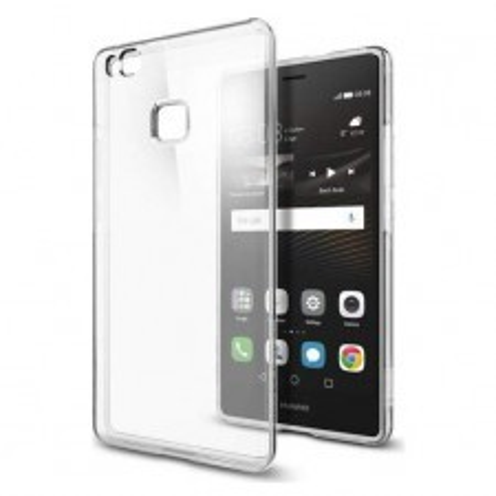 Чехол-капсула SPIGEN для Huawei P9 Lite - Liquid Crystal - Прозрачный - SGP-L05CS20298