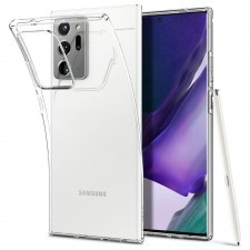 Чехол-капсула SPIGEN для Galaxy Note 20 Ultra - Liquid Crystal - Прозрачный - ACS01389