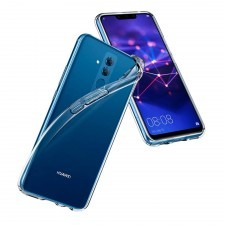 Чехол-капсула SPIGEN для Huawei Mate 20 Lite - Liquid Crystal - Кристально-прозрачный - L35CS25066