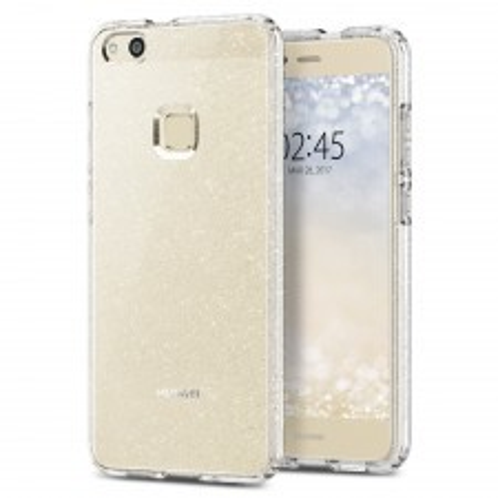 Капсула SPIGEN для Huawei P10 Lite - Liquid Crystal - Прозрачный кварц - SGP-L14CS21510