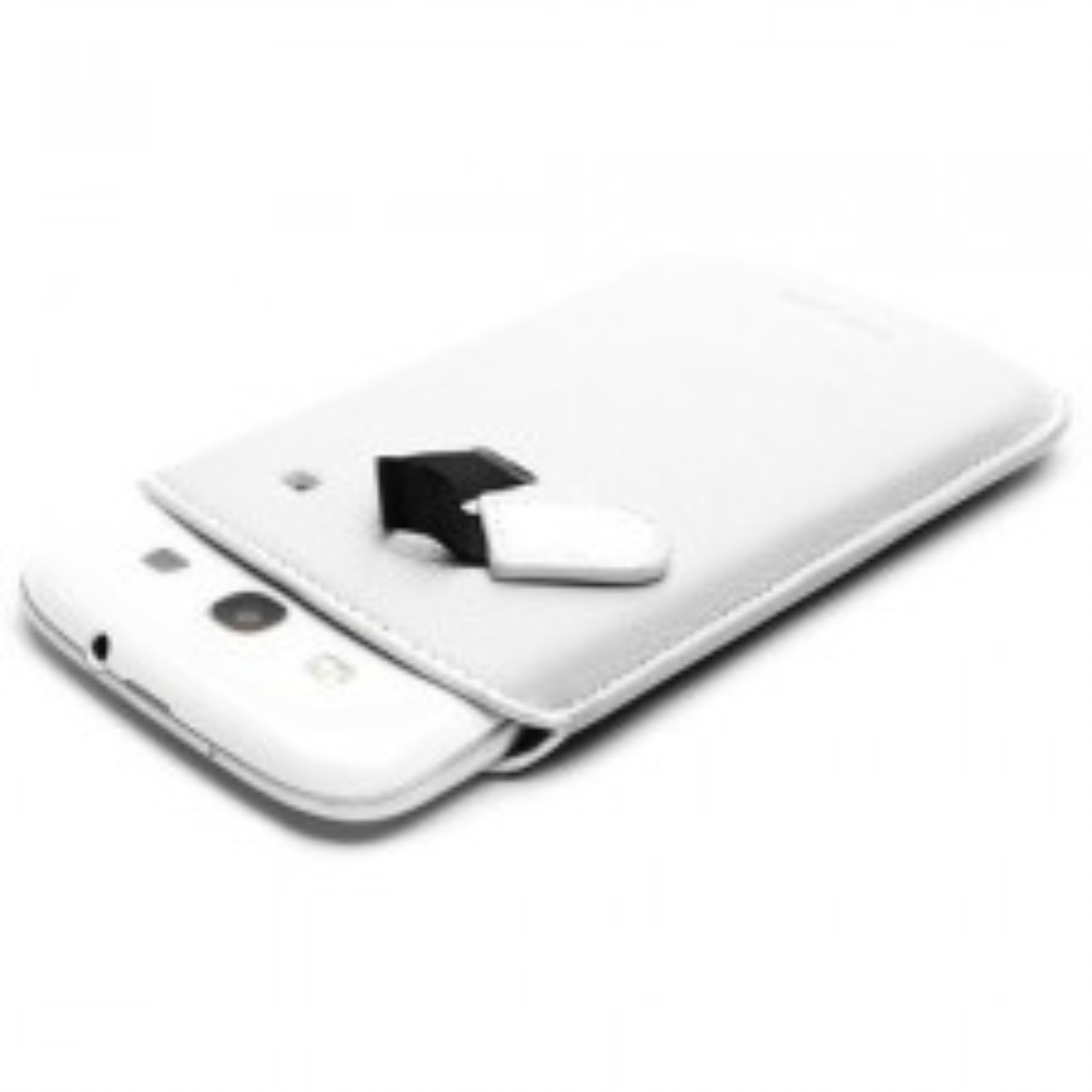 Чехол-карман SPIGEN для Samsung Galaxy S3 - Crumena - Белый - SGP09181