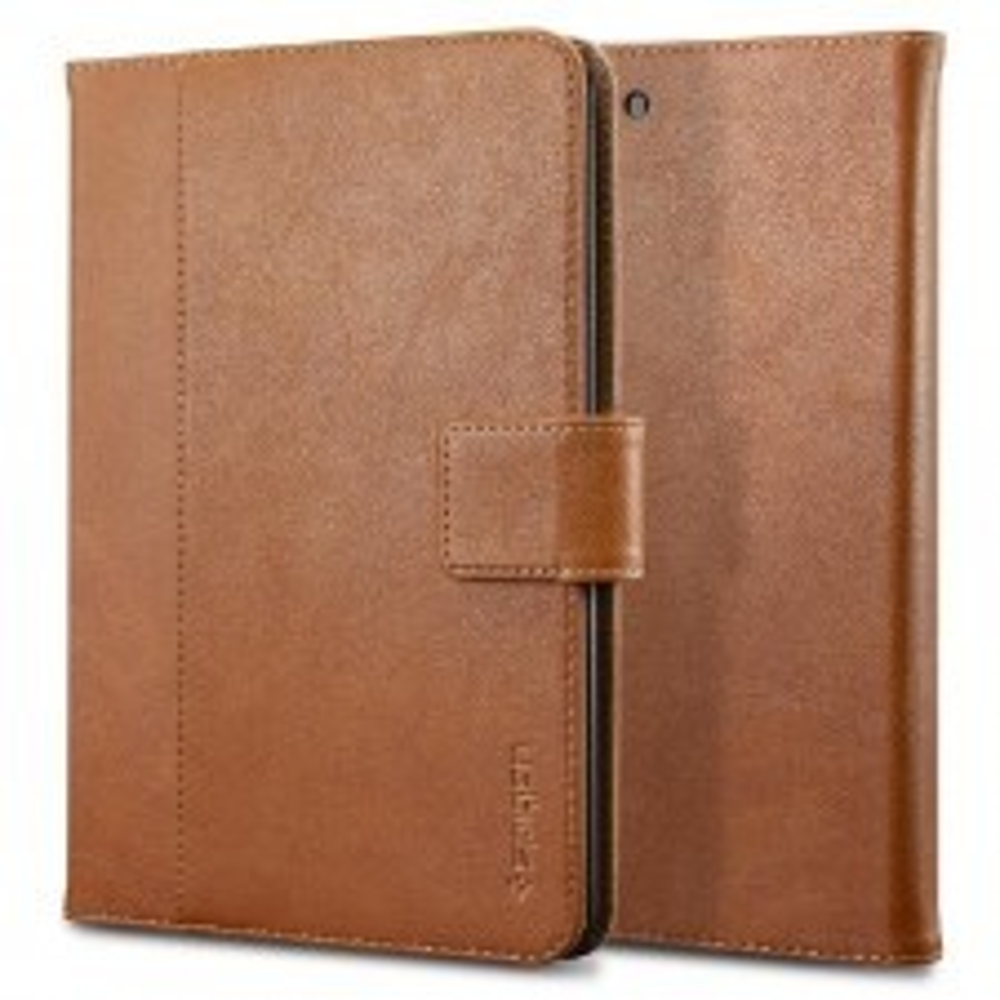 Чехол-подставка SPIGEN для iPad Mini 5 / Mini 4 - Stand Folio - Коричневый - 051CS27007