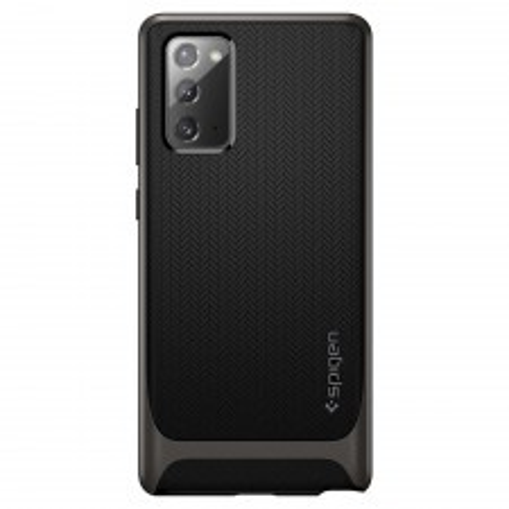 Чехол SPIGEN для Galaxy Note 20 - Neo Hybrid - Темно-серый - ACS01425