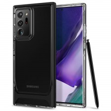 Чехол SPIGEN для Galaxy Note 20 Ultra - Neo Hybrid Crystal - Черный - ACS01400