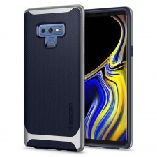 Чехол SPIGEN для Galaxy Note 9 - Neo Hybrid - Серебристый - SGP-599CS24593