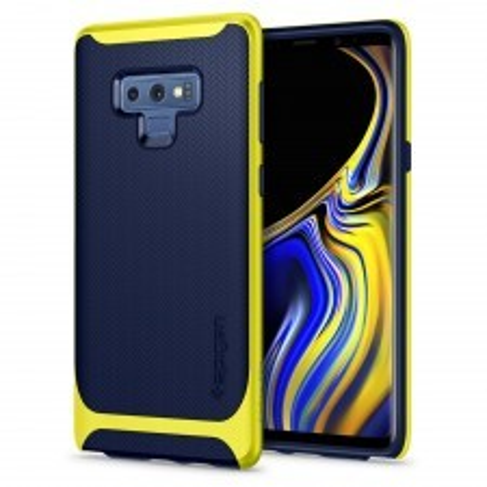 Чехол SPIGEN для Galaxy Note 9 - Neo Hybrid - Синий - SGP-599CS25055