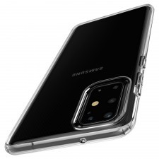 Чехол SPIGEN для Galaxy S20 Plus - Crystal Flex - Кристально-прозрачный - ACS00786