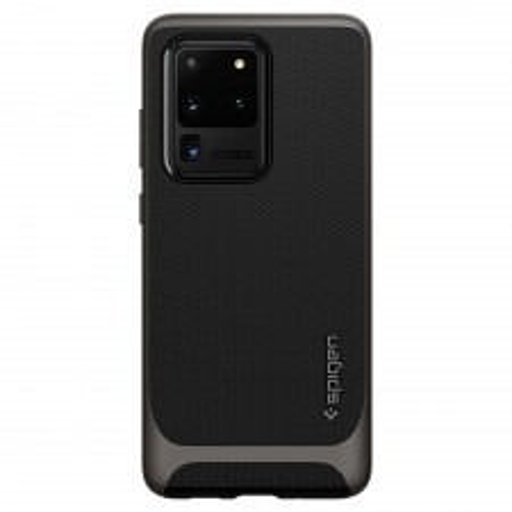 Чехол SPIGEN для Galaxy S20 Ultra - Neo Hybrid - Темно-серый - ACS00718