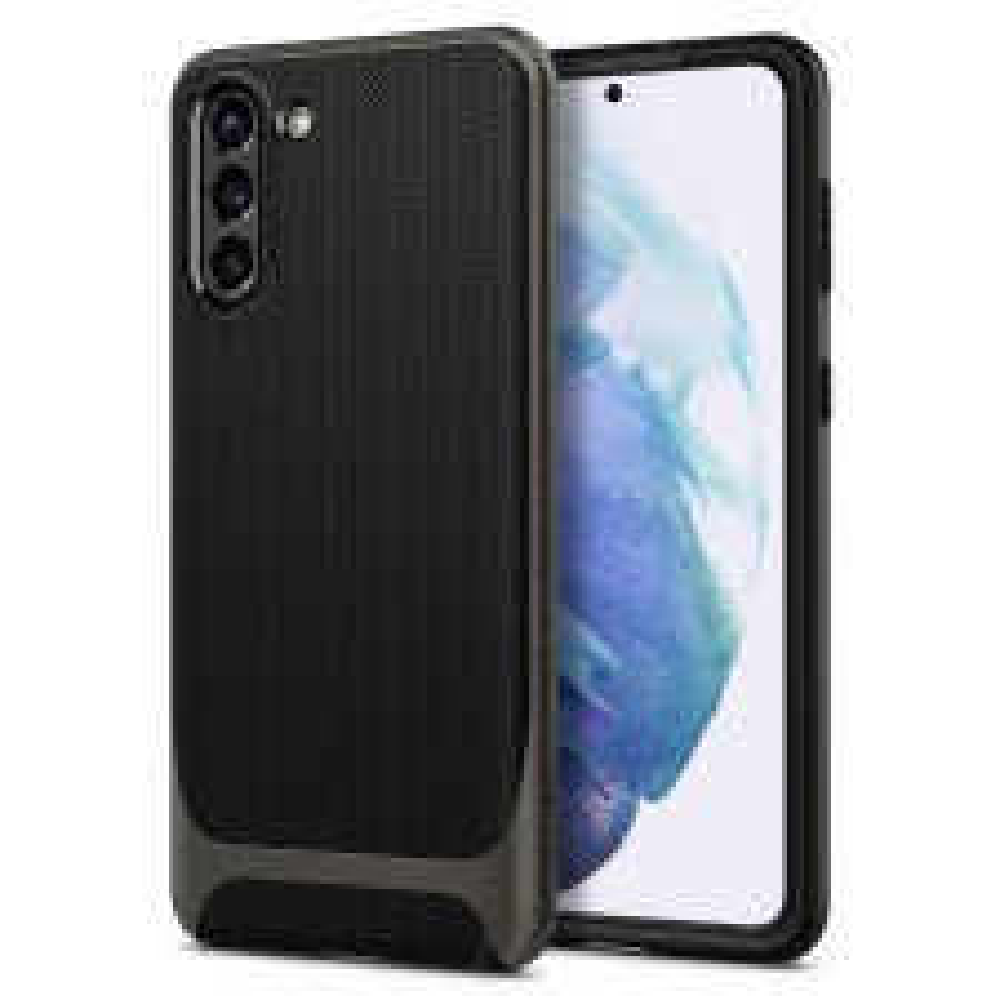 Чехол SPIGEN для Galaxy S21 Plus - Neo Hybrid - Темно-серый - ACS02392