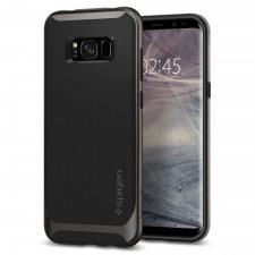 Чехол SPIGEN для Galaxy S8 - Neo Hybrid - Темно-серый - SGP-565CS21594