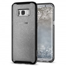 Чехол SPIGEN для Galaxy S8 Plus - Neo Hybrid Crystal Glitter - Space кварц - SGP-571CS21660