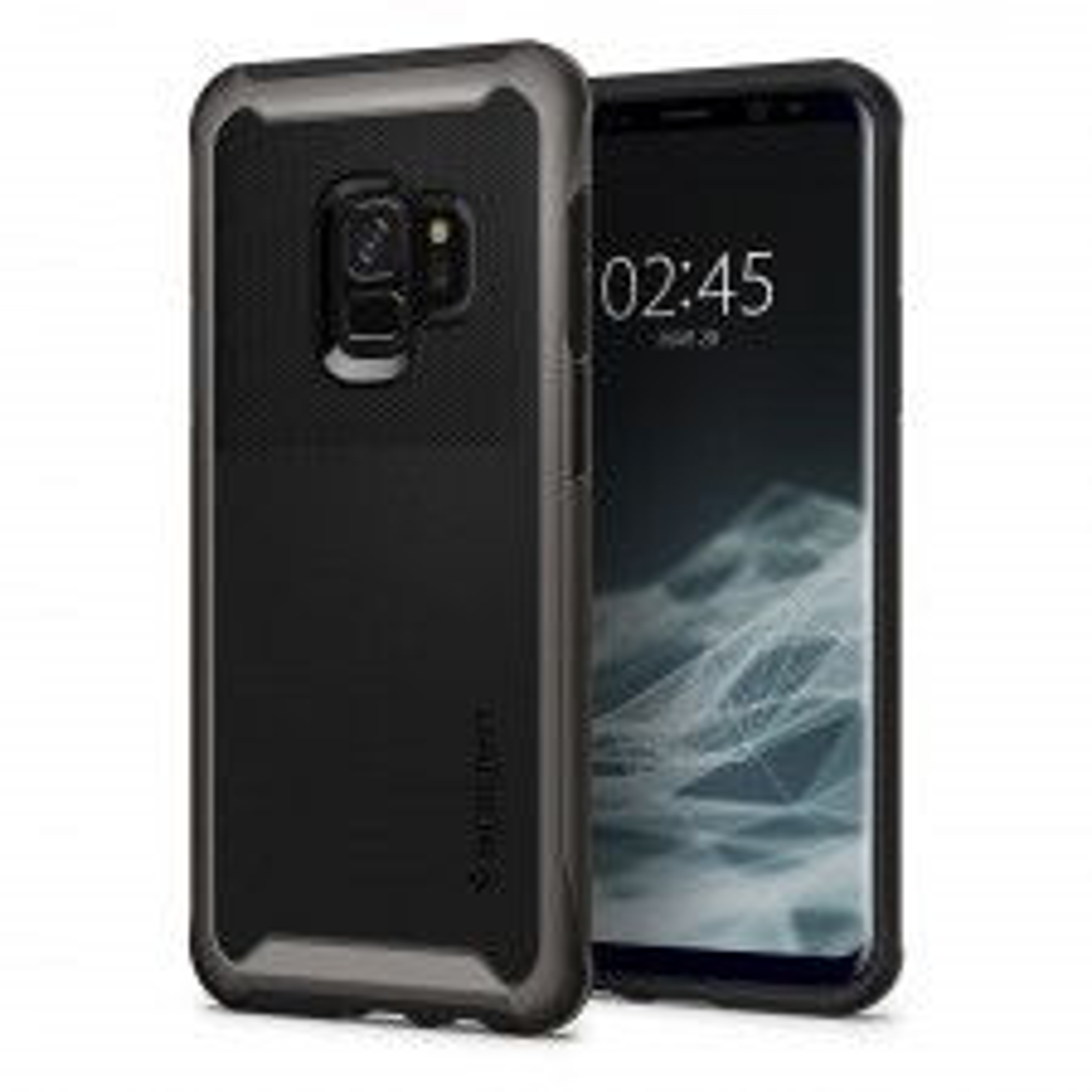 Чехол SPIGEN для Galaxy S9 - Neo Hybrid Urban - Темно-серый - SGP-592CS22887