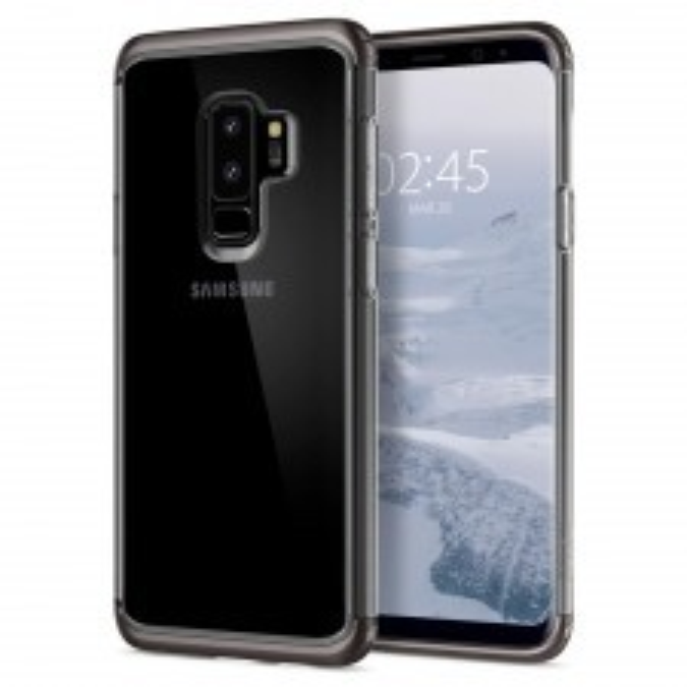 Чехол SPIGEN для Galaxy S9 Plus - Neo Hybrid NC - Темно-серый - SGP-593CS22938