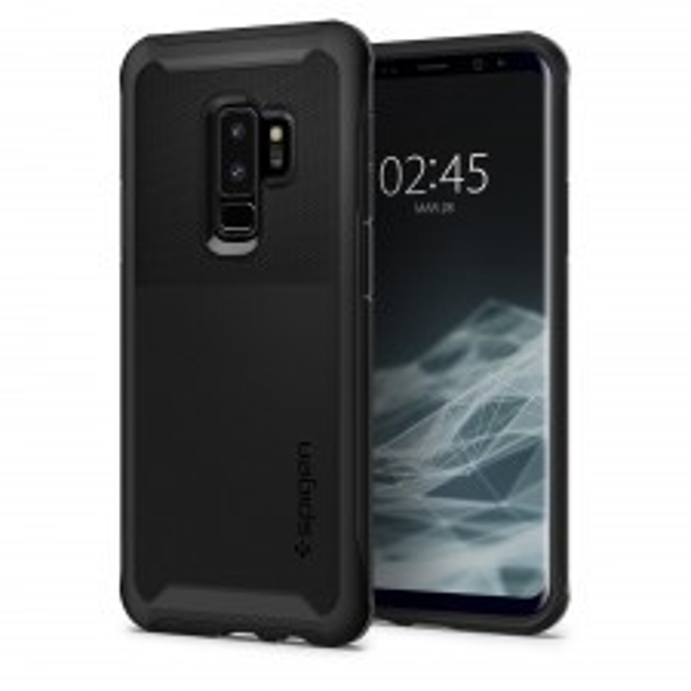 Чехол SPIGEN для Galaxy S9 Plus - Neo Hybrid Urban - Черный - SGP-593CS22975