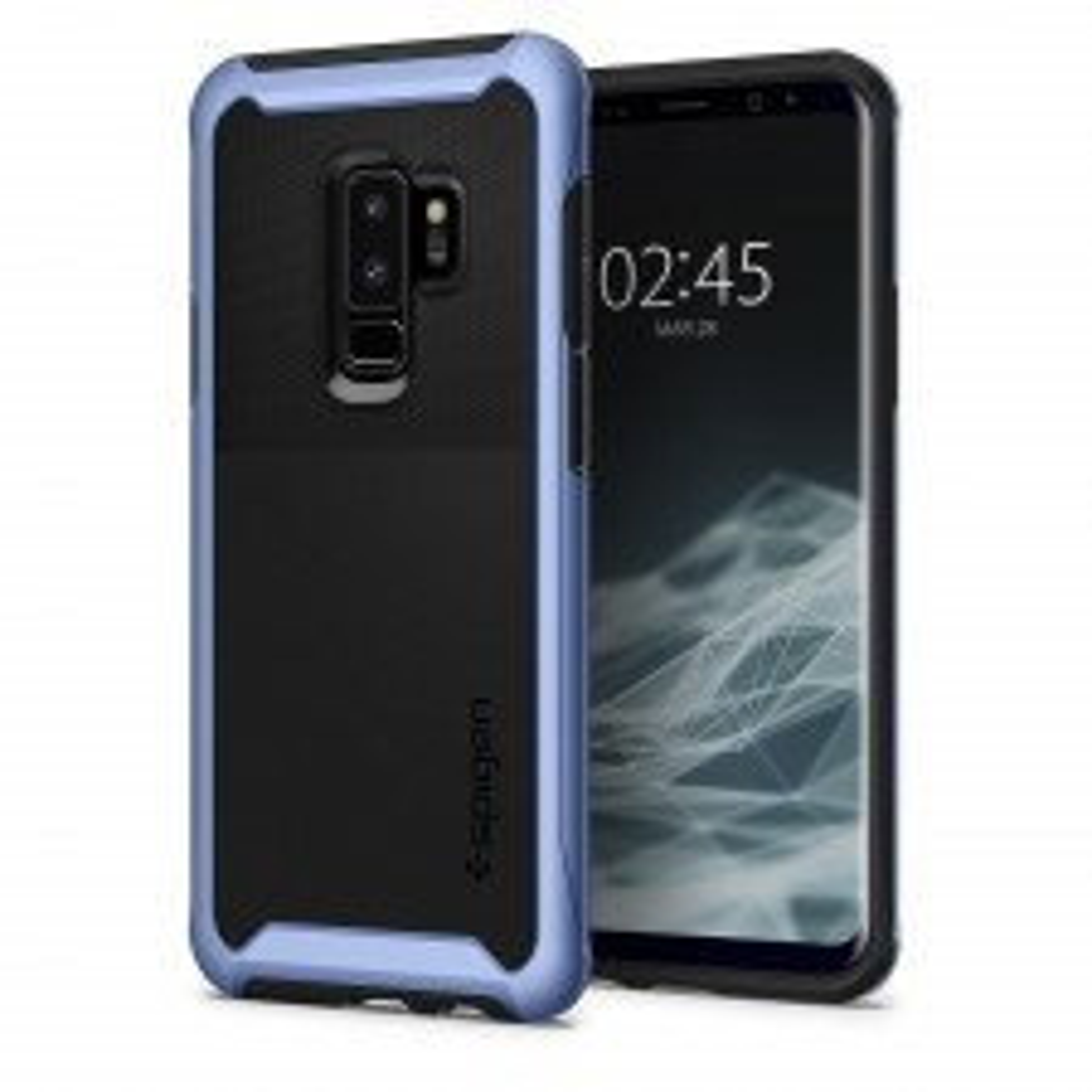 Чехол SPIGEN для Galaxy S9 Plus - Neo Hybrid Urban - Голубой - SGP-593CS22976