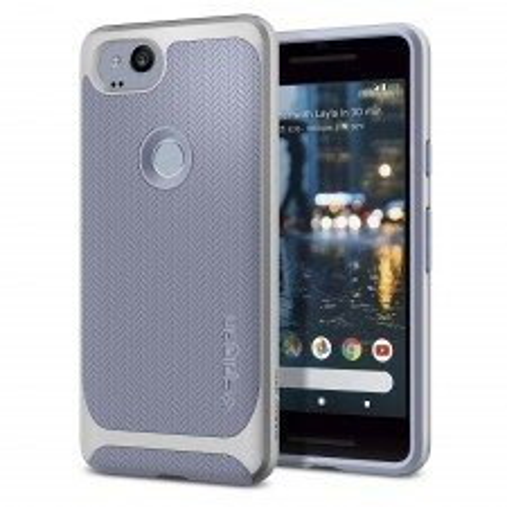 Чехол SPIGEN для Google Pixel 2 - Neo Hybrid - Kinda Blue - SGP-F16CS22274