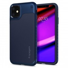 Чехол SPIGEN для iPhone 11 - Hybrid NX - Синий - 076CS27075