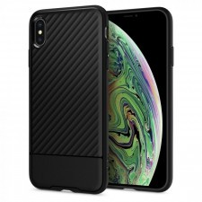 Чехол SPIGEN для iPhone XS Max - Core Armor - Черный - 065CS24861