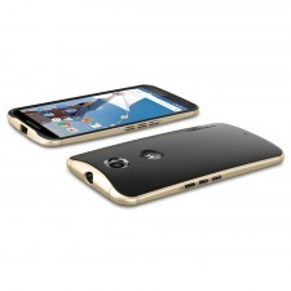 Чехол SPIGEN для Nexus 6 - Neo Hybrid - Шампань - SGP11242