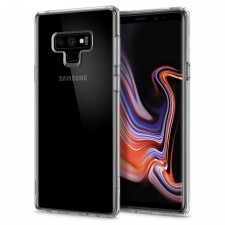 Гибридный чехол SPIGEN для Galaxy Note 9 - Ultra Hybrid - Кристально-прозрачный - SGP-599CS24573