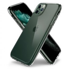 Гибридный чехол SPIGEN для iPhone 11 Pro - Ultra Hybrid - Кристально прозрачный - 077CS27233