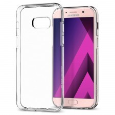 Капсула SPIGEN для Galaxy A3 (2017) - Liquid Crystal - Кристально-прозрачный - SGP-572CS21141