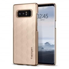 Клип-кейс SPIGEN для Galaxy Note 8 - Thin Fit - Золотой - SGP-587CS22053