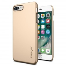Клип-кейс SPIGEN для iPhone 7 Plus / 8 Plus - Thin Fit - Золотой - SGP-043CS20734