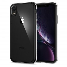 Гибридный чехол SPIGEN для iPhone XR - Ultra Hybrid - Кристально-прозрачный - SGP-064CS24873