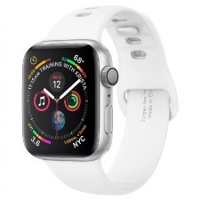 Ремешок SPIGEN для Apple Watch 5 / 4 (40мм) - Watch Band Air Fit - Белый - 061MP25407
