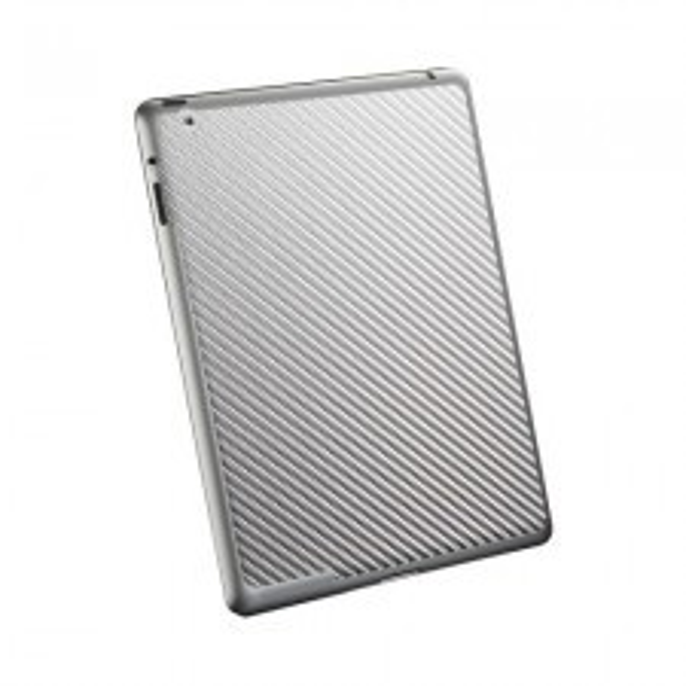 Защитная наклейка SPIGEN для iPad 2 / 3 / 4 - Skin Guard - Серый карбон - SGP09042