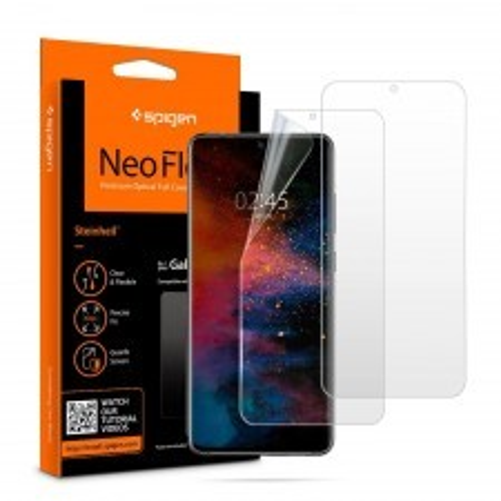 Защитная пленка SPIGEN для Galaxy S20 Ultra - Neo Flex - AFL00896
