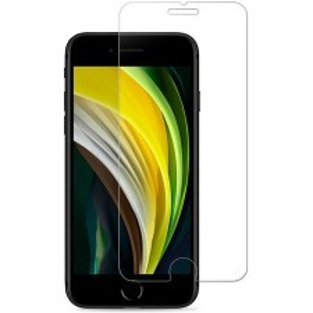 Защитное стекло SPIGEN для iPhone SE (2020) / 7 / 8 - Glas.tR Slim HD - Прозрачный - 1 шт - AGL01374