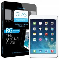 Защитное стекло SPIGEN для Apple iPad Mini / Mini Retina - GLAS.t Premium - SGP09660